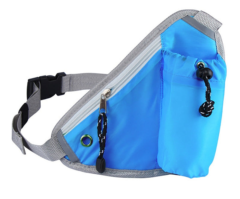Tri Waist Pack Shoulder Bag with Water Bottle Holder (SP-24)