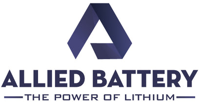 Allied Lithium Golf Cart and Boat Batteries