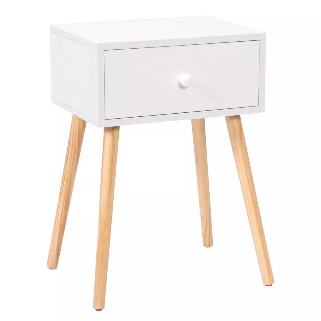 buy online 06589 8064f Boxer White Nightstand (set of 2)