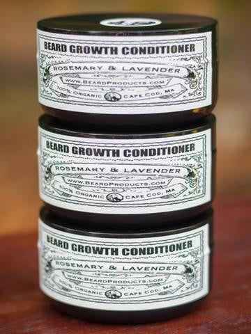 Beard Growth Products