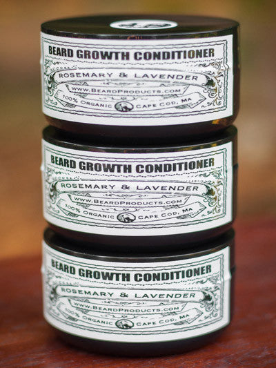 beard growth conditioner
