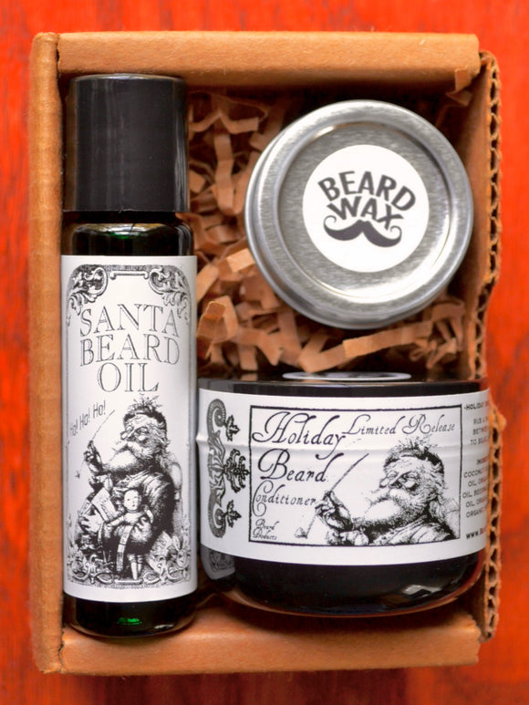 Holiday Beard Kit