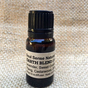 Earth Essential Oil Blend-Bath & Body-Atelier Crafers