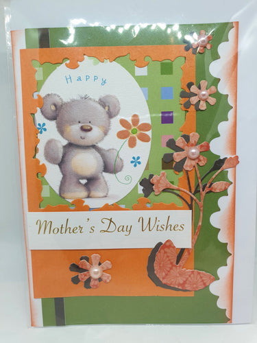 Handmade Mother's Day Cards - Mother's Day Wishes-Homewares-Atelier Crafers