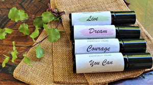 Dream - natural perfume - Essentially Yours