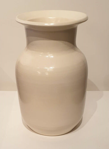 Handbuilt, coil made sculptural pot by Rodney Kirk-Art Gallery-Atelier Crafers
