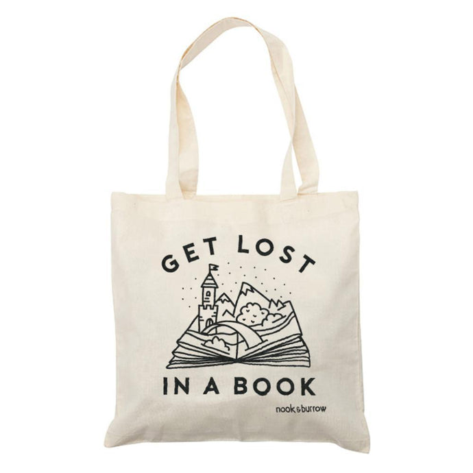 Get Lost | tote bag-Fashion and Accessories-Atelier Crafers