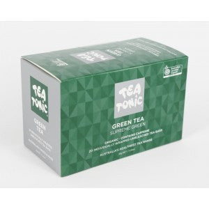 Green Tea - 20 Tea Bags-Homewares-Atelier Crafers