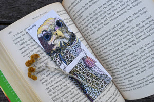 'Owl' Bookmark-Stationery-Atelier Crafers