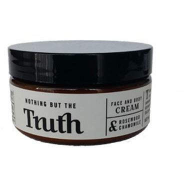 240gm Rosewood and Chamomile Face and Body Cream - Truth Cosmetics-Bath & Body-Atelier Crafers