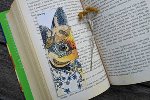 'Swamp Wallaby' Bookmark-Stationery-Atelier Crafers