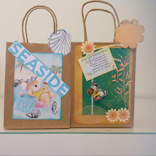 Embellished Gift Bags - Atelier Crafers