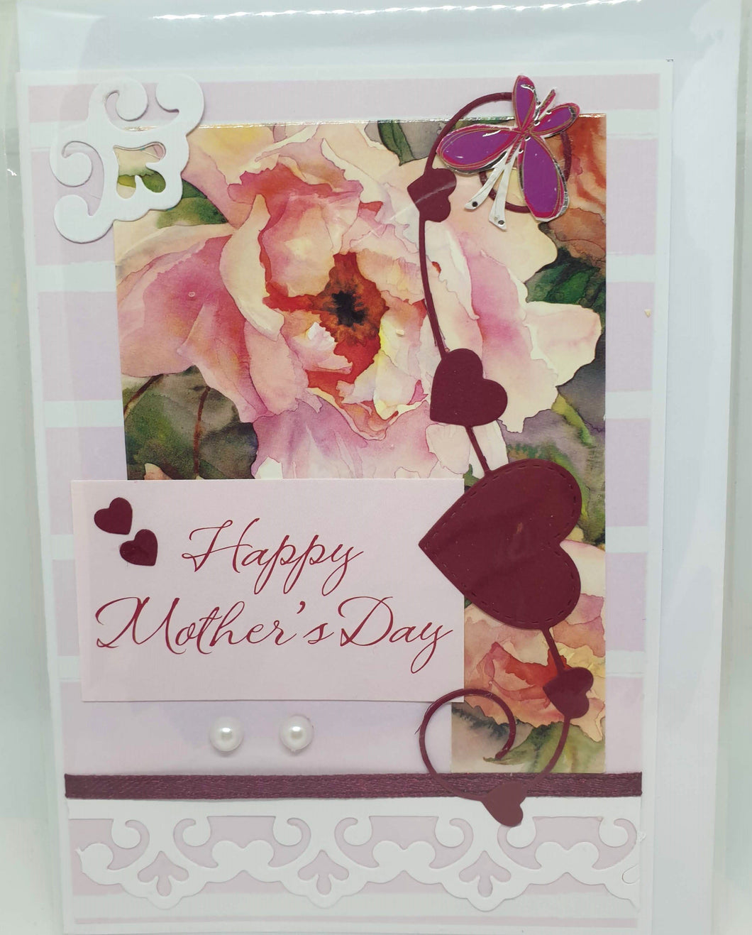 Handmade Mother's Day Cards - Happy Mother's Day-Homewares-Atelier Crafers