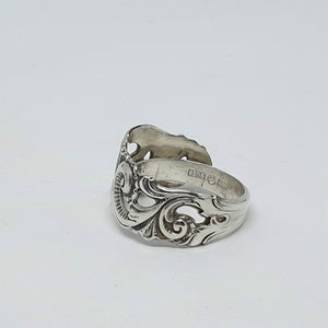 Norwegian Spoon Ring - Tele design - several sizes available-Jewellery-Atelier Crafers