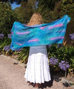 Gelato Scarf by Ditchfield Designs-Fashion and Accessories-Atelier Crafers
