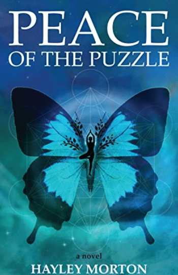 Peace of the Puzzle - a novel by Hayley Morton-Homewares-Atelier Crafers