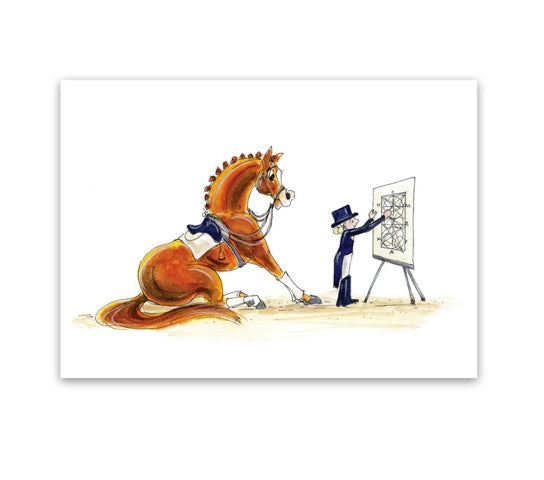 Greeting Card - Schoolmaster-Homewares-Atelier Crafers