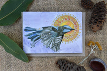 Load image into Gallery viewer, Greeting Card - Superb Fairy Wren - Zinia King-Homewares-Atelier Crafers
