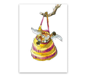 Greeting Card - Sweet Dreams Joey-Homewares-Atelier Crafers