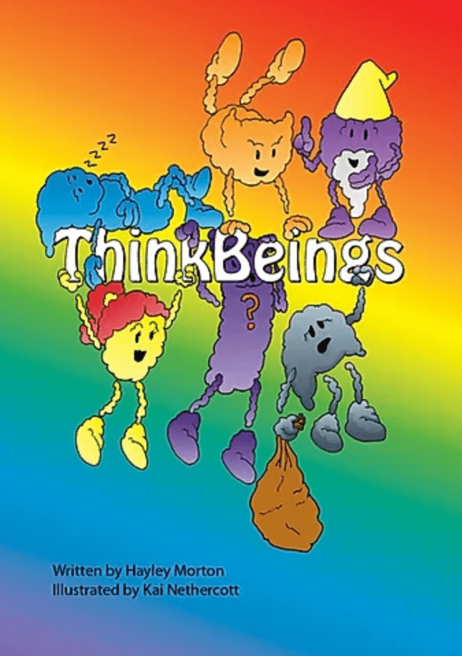 Think Beings - A book for Children by Hayley Morton-Children-Atelier Crafers