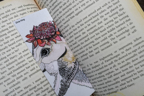 'Bettong' Bookmark-Stationery-Atelier Crafers
