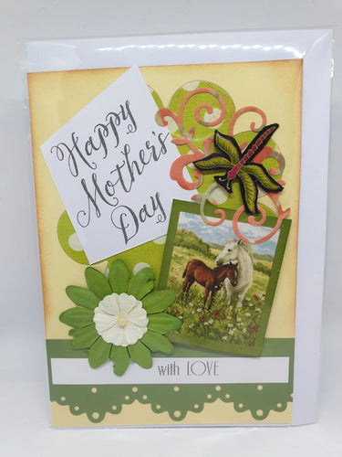 Handmade Mother's Day Cards - With Love-Homewares-Atelier Crafers