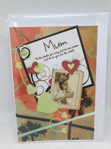 Handmade Mother's Day Cards - Mum-Homewares-Atelier Crafers