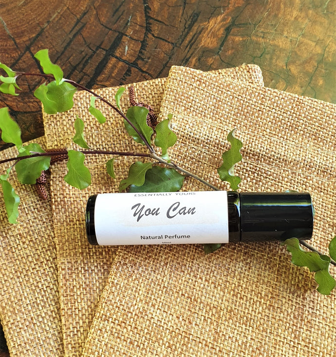 You Can - natural perfume - Essentially Yours