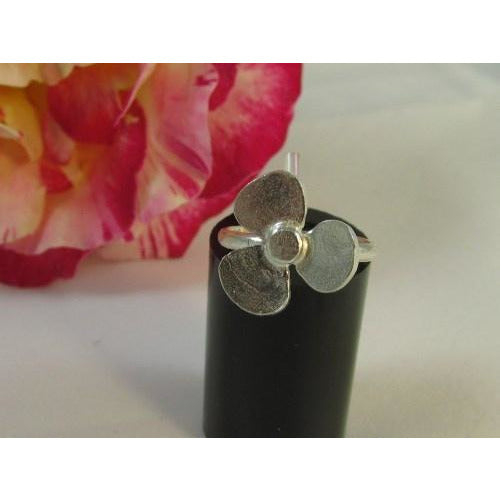 3 Petal Flower Ring - Atelier Crafers
