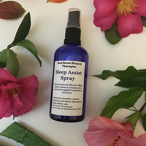 Sleep Assist Spray-Bath & Body-Atelier Crafers