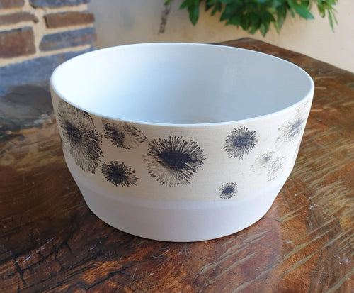 Lichen Bowl - Small - by Just Jane Ceramics