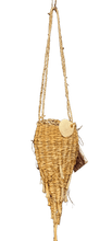 Load image into Gallery viewer, Conical Hanging Basket by Laima Guscia-Homewares-Atelier Crafers