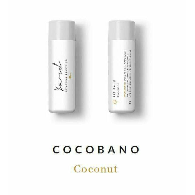 Coconut Lip Balm-Bath & Body-Atelier Crafers