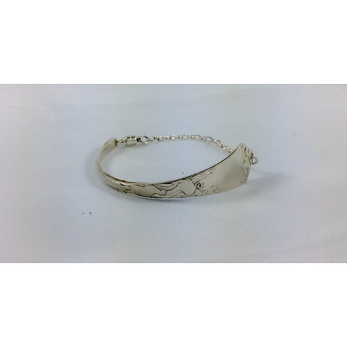 Danish silver bracelet dated1919-Jewellery-Atelier Crafers