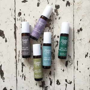 ESSENTIAL OIL BLEND ROLL-ON - Atelier Crafers