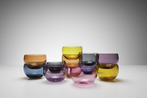 Gacha Glass Bowl Series - Atelier Crafers