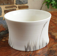 Load image into Gallery viewer, Blackgrass bowl - small - porcelain by Just Jane Ceramics-Homewares-Atelier Crafers