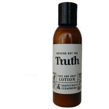 125ml Grapefruit and Cedarwood Face and Body Lotion - Truth Cosmetics-Bath & Body-Atelier Crafers