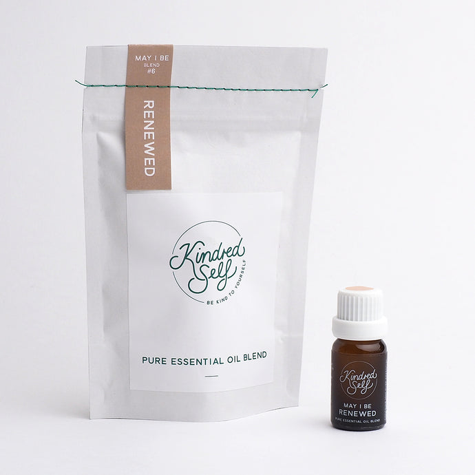 May I be Renewed - Pure Essential Oil Blend-Bath & Body-Atelier Crafers