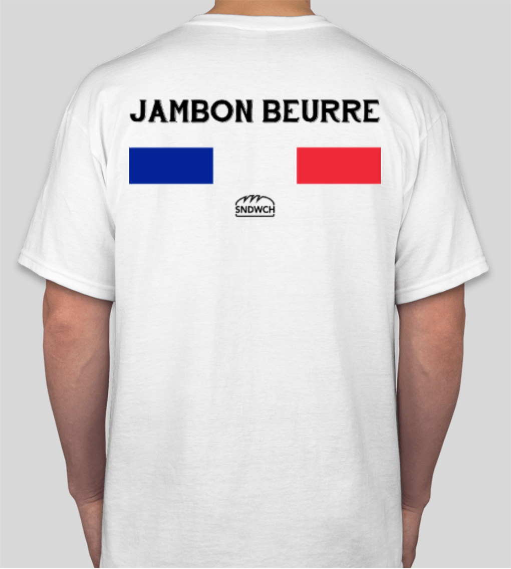 T-Shirt World Tour FRANCE