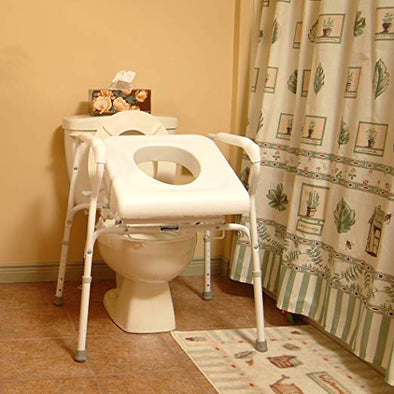 When to Choose a Commode Toilet: Improving Bathroom Safety
