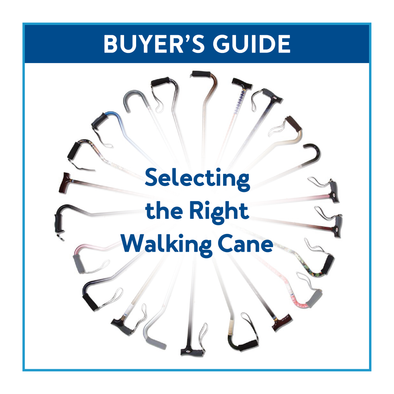 Buyer's Guide: Selecting the Right Walking Cane