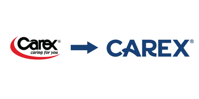 Carex Health Brands Introduces New Logo and Website Focused on Customer Experience