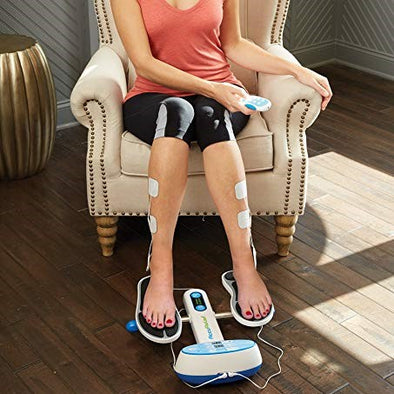 ELECTRICAL MUSCLE STIMULATION (EMS) THERAPY AND PAIN RELIEF - Carex Health Brands