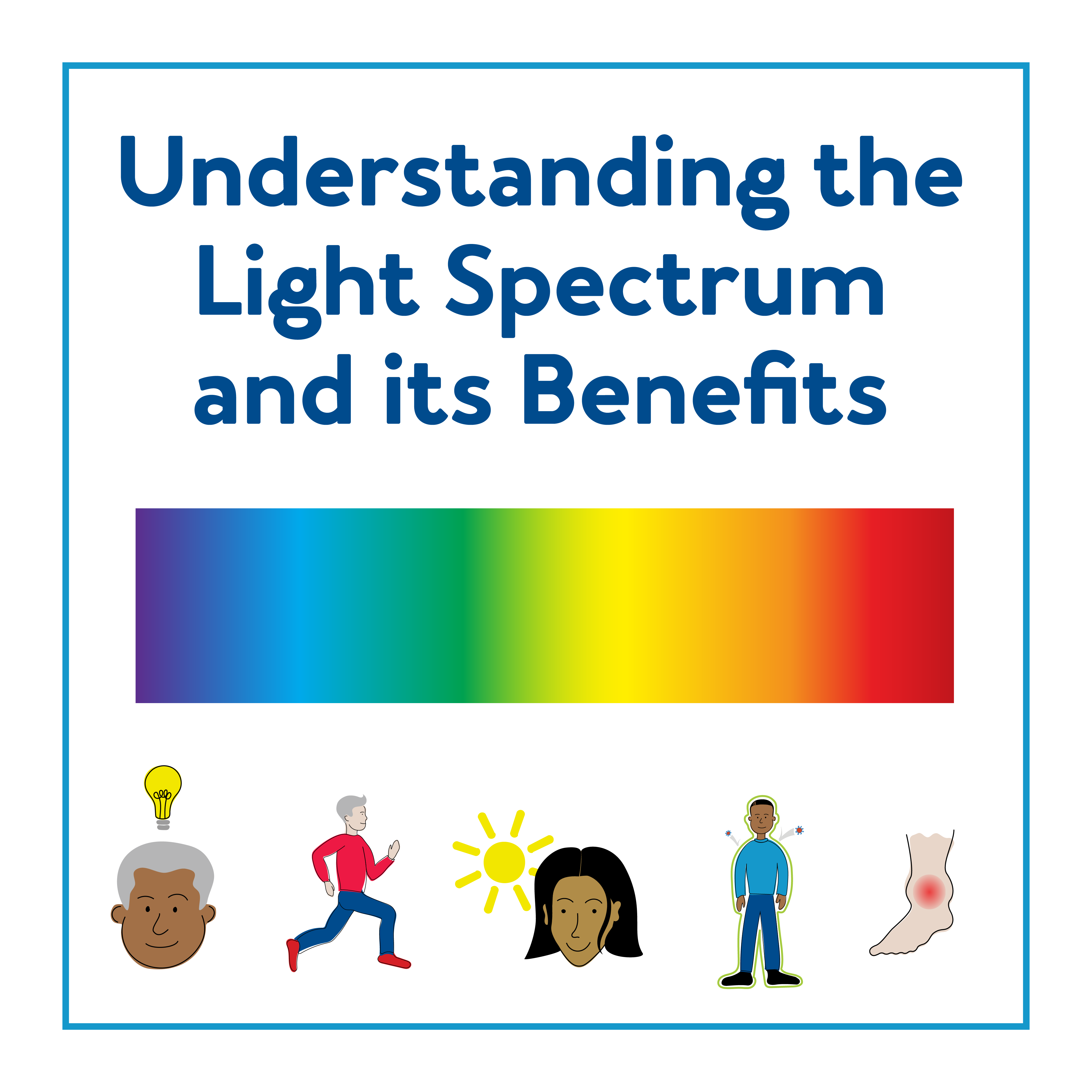 Understanding the Light Spectrum and its Benefits