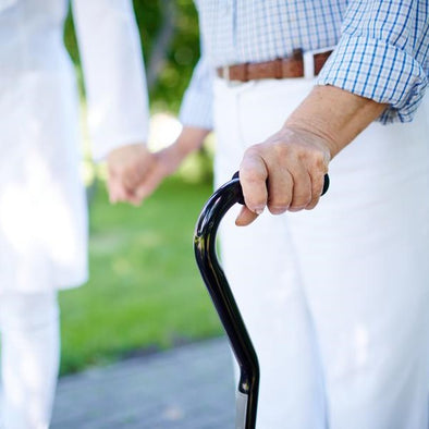 Tips for Selecting and Using a Walking Cane