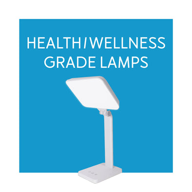 Health/Wellness Bright Light Therapy Lamps - Carex Health Brands