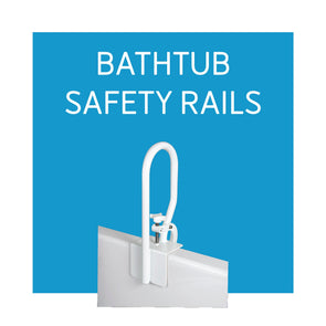 Bathtub Safety Rails and Aids - Carex Health Brands