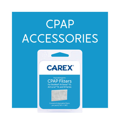 CPAP Accessories and CPAP Supplies - Carex Health Brands