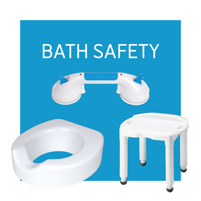 Bathroom Safety Aids - Carex Health Brands